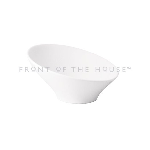 Front Of The House Tabletop Toy Slanted Serving Bowl