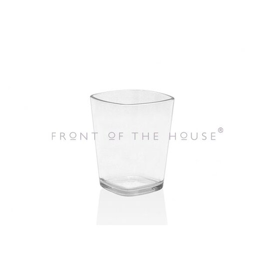 Front Of The House Drinkwise Rock Glass