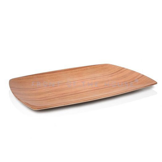 Front Of The House Platewise Rectangular Serving Platter