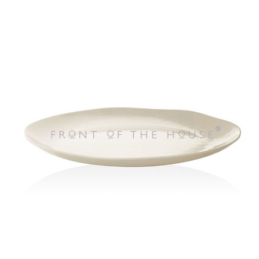 Front Of The House Platewise Round Organic Platter