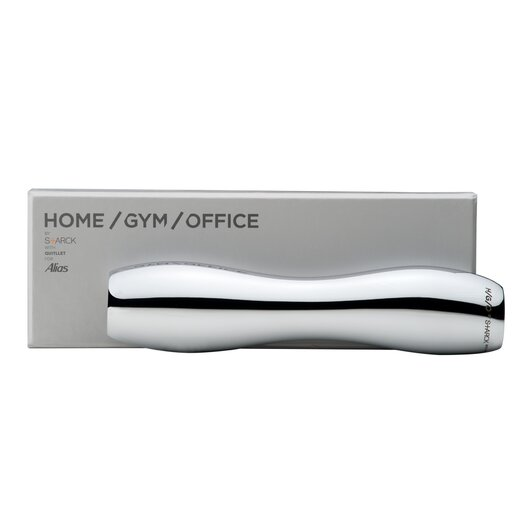 Alias Home / Gym / Office Chromed Single Barbell