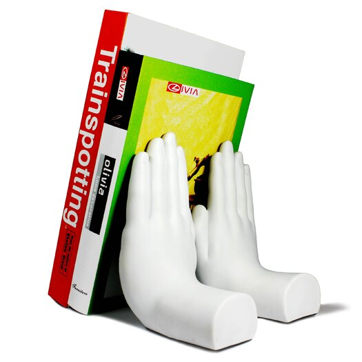 Danya B Hand Stop Bookend