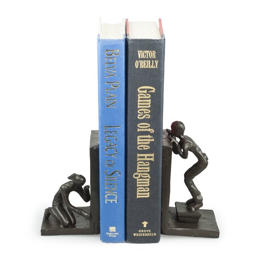 Danya B Peek-a-Boo Book Ends