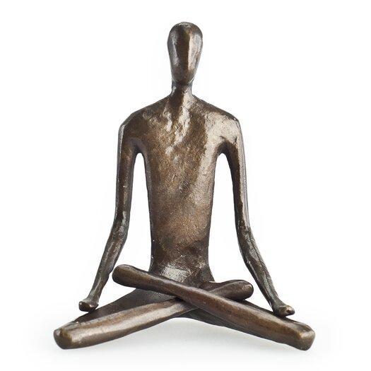 Danya B Yoga Lotus Sculpture