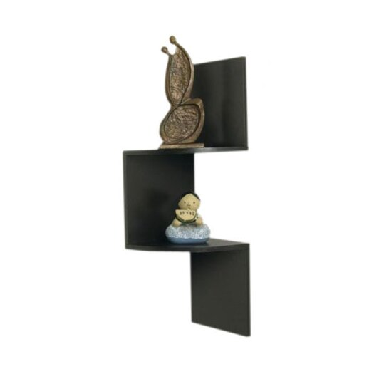 Danya B Corner Shelf I