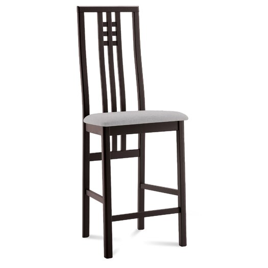 Domitalia Scala Bar Stool with Cushion