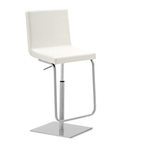 Afro Adjustable Height Swivel Bar Stool