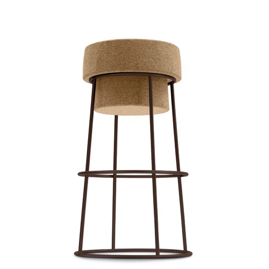 "Domitalia Bouchon 26"" Bar Stool"
