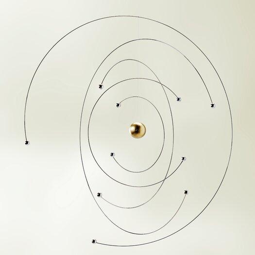 Flensted Mobiles Niels Bohr Atom Model Mobile