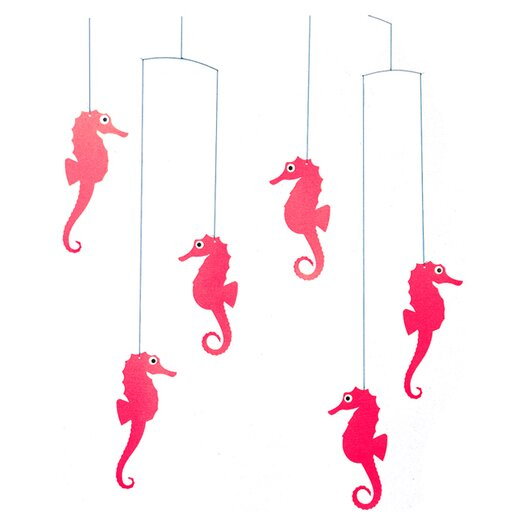 Flensted Mobiles Sea Horse Mobile