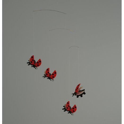 Flensted Mobiles Ladybird Mobile