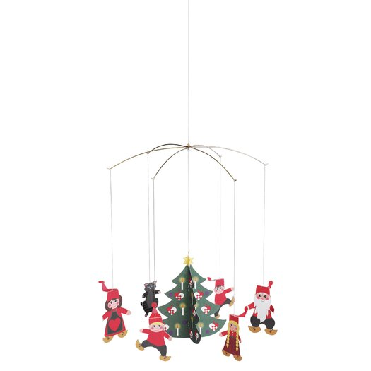 Flensted Mobiles Pixy Family Mobile