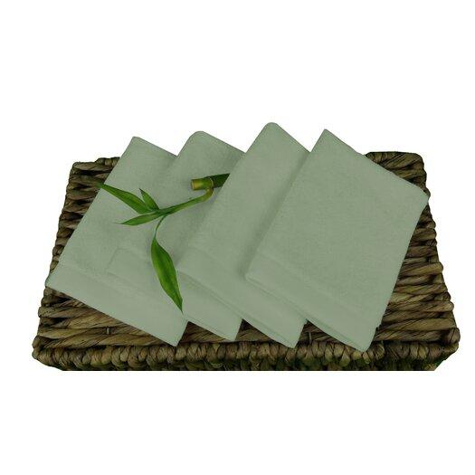 BedVoyage Bamboo Wash Cloth (Set of 4)