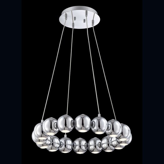 Eurofase Pearla 16 Light Mini Pendant