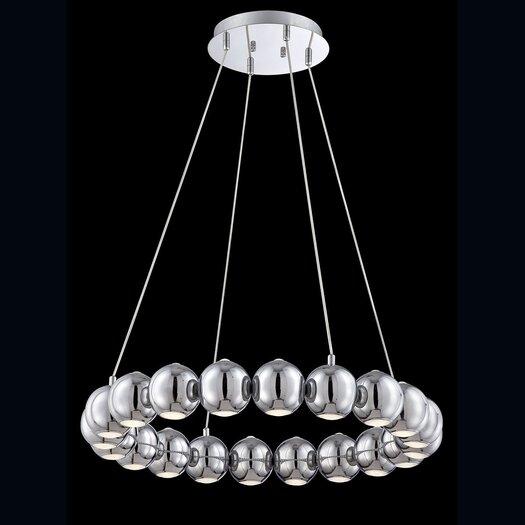 Eurofase Pearla 16 Light Pendant