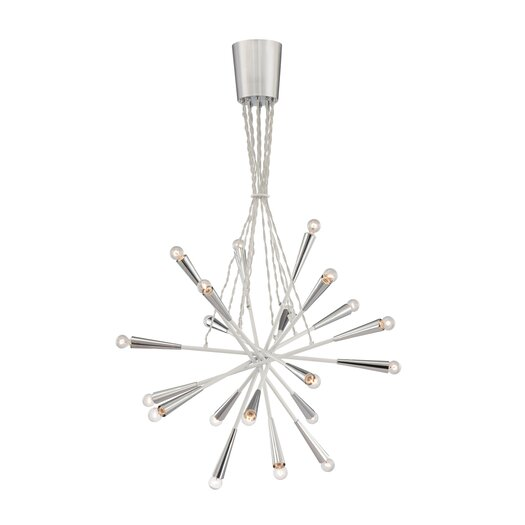 Eurofase Zazu 20 Light Foyer Pendant