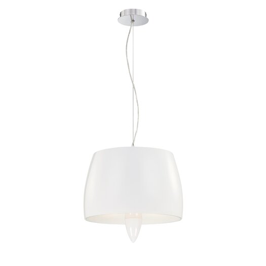 Eurofase Lola 3 Light Drum Pendant