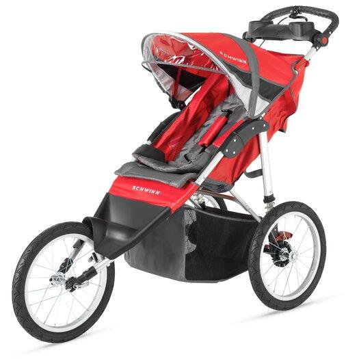 Schwinn Arrow Fixed Wheel Jogging Stroller