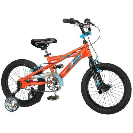 Schwinn Boy's Scorch Mountain Bike with Training Wheels