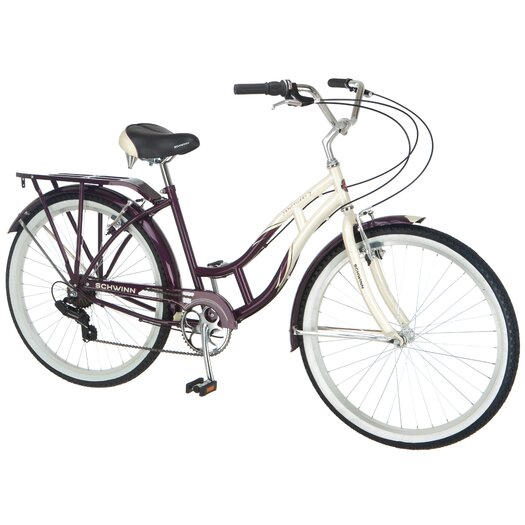 Schwinn Women's Sanctuary 7 Cruiser Bike