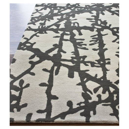 nuLOOM Pop Sticks Ivory & Grey Rug