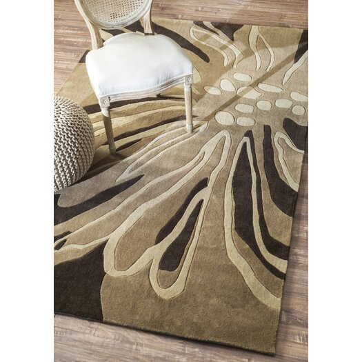 nuLOOM Barcelona Brown Area Rug