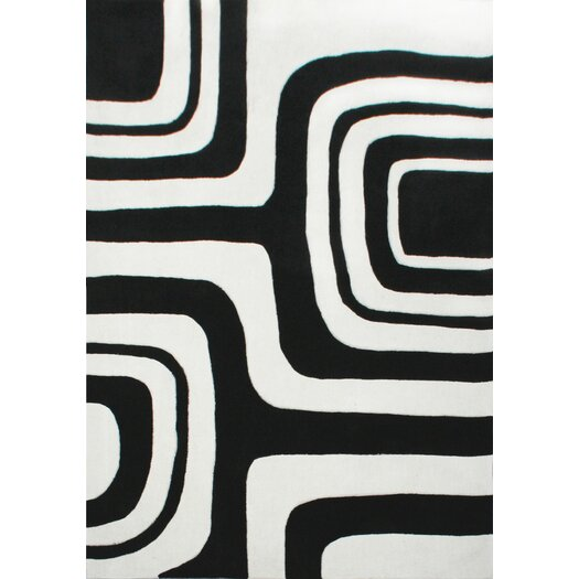 nuLOOM Cine Maize Marshmallow Area Rug
