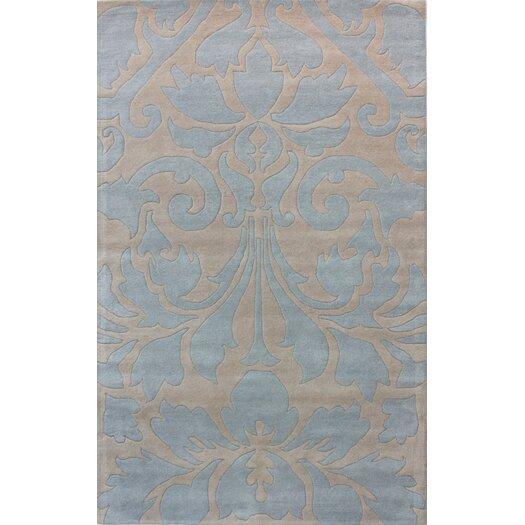 nuLOOM Gradient Light Blue Sienna Area Rug