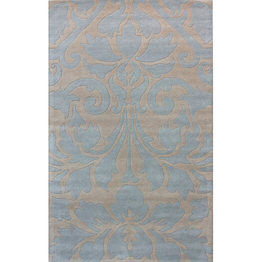 nuLOOM Gradient Light Blue Sienna Area Rug