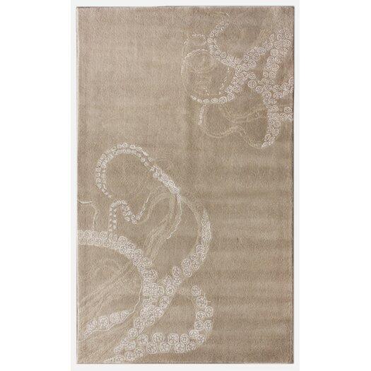 nuLOOM Elegance Ivory Octo Area Rug