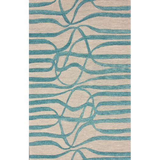 nuLOOM Bella Elite Sea Foam Area Rug
