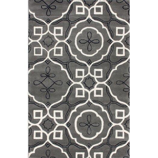nuLOOM Bella Moroccan Inspire Grey Area Rug