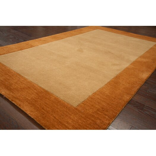nuLOOM Brilliance Gold Simplicity Area Rug