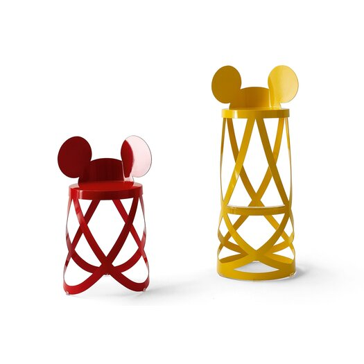 Cappellini Mickey's Low Ribbon Limited Edition Kid's Accent Stool