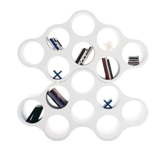 """Cappellini Collezione Cloud 41"""" Bookcase"""