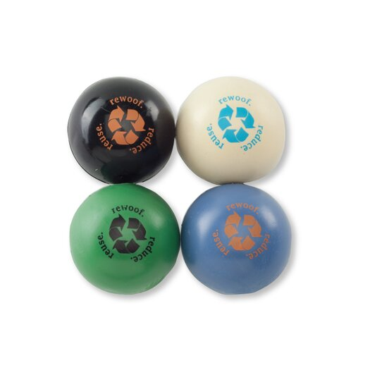 Planet Dog Orbee-Tuff Recycle Ball Value Pack Dog Toy