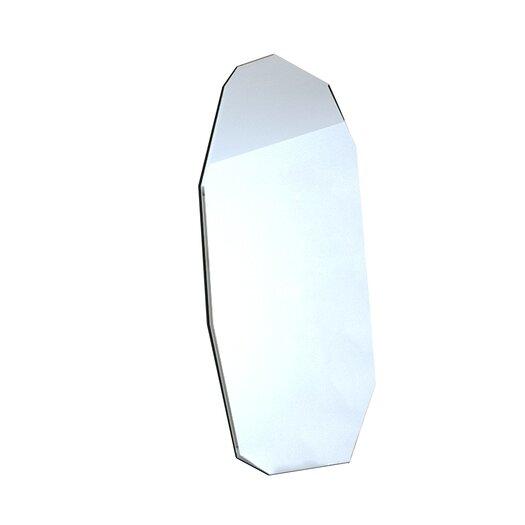 Star International Geode Mirror
