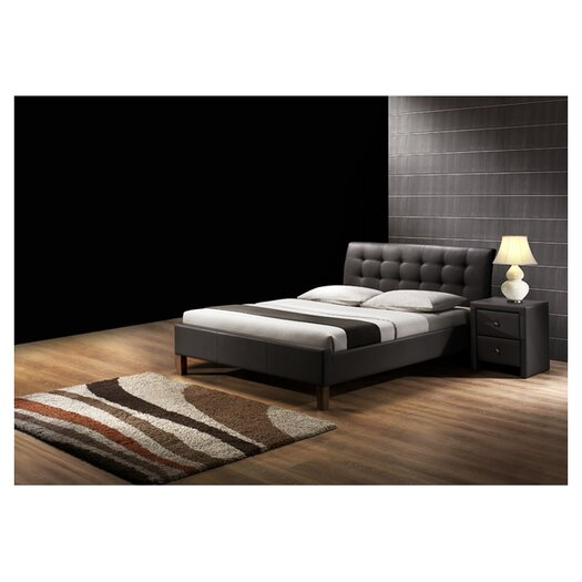 DG Casa Hamilton Upholstered Platform Bed