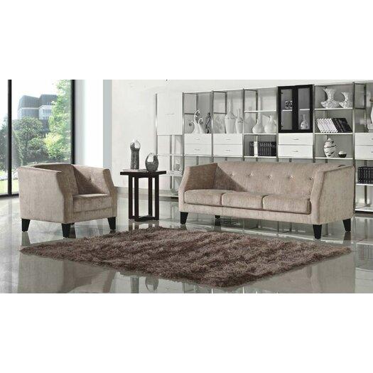 DG Casa Mercer Sofa and Chair Set