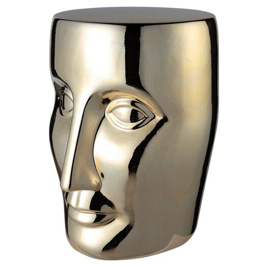 XO Bonze Porcelain Stool
