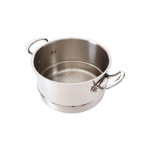 """Mauviel M'cook 9.5"""" Steamer Insert"""