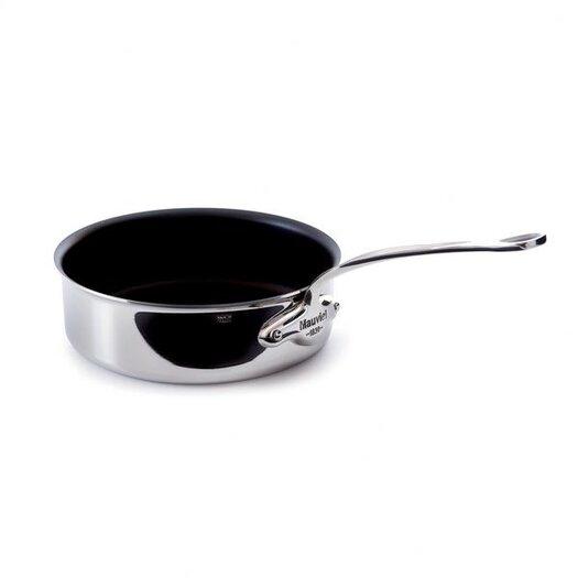 Mauviel M'cook Non-Stick 3.4-qt. Saute Pan