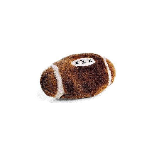 Ethical Pet Plush Football Dog Toy