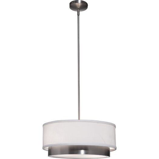 Artcraft Lighting Scandia 1 Light Rod Pendant