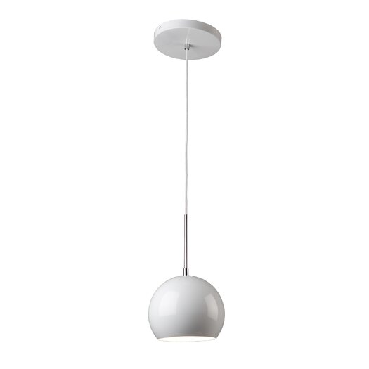 Artcraft Lighting On The Spot 1 Light Pendant