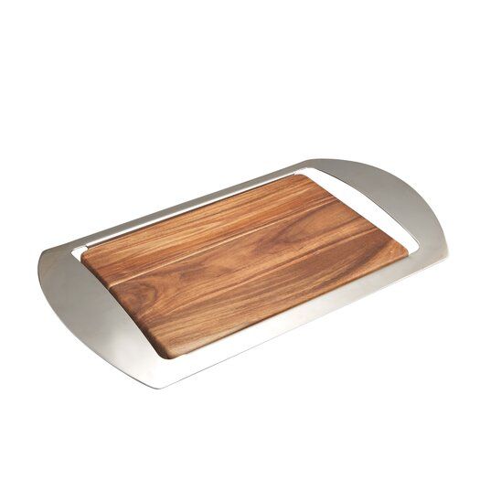 Nambe Mikko Bar Serving Tray