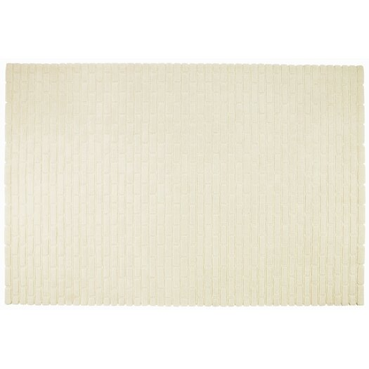 Hand Tufted Wall Ivory Area Rug