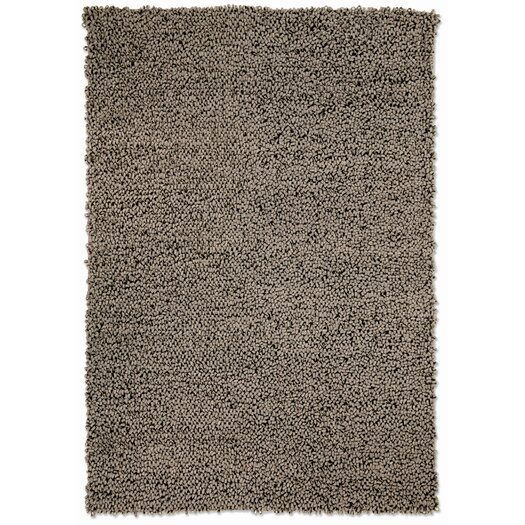 Gandia Blasco Wool Curly Taupe Area Rug