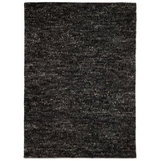 Wool Punto Grey Area Rug