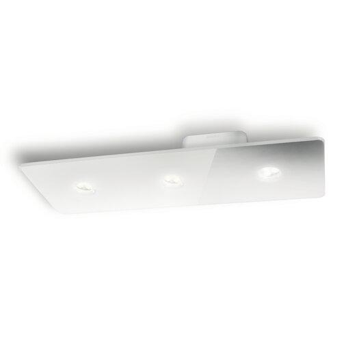 Philips Consumer Luminaire 3 Light Semi Flush Mount